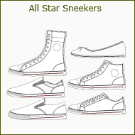 All-Star-Sneekers